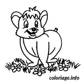 Coloriage Bebe Ours Jecolorie Com