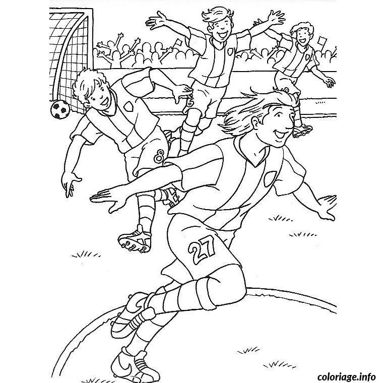 Coloriage Coupe Du Monde De Foot Dessin