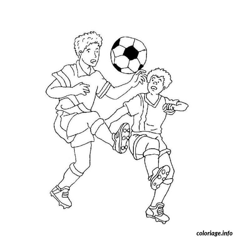 Coloriage foot de france dessin - Coloriage a imprimer foot ...