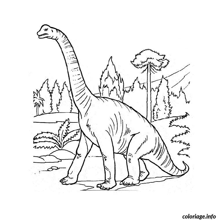 Coloriage Adulte Volcan.Coloriage Volcan Dinosaure Dessin