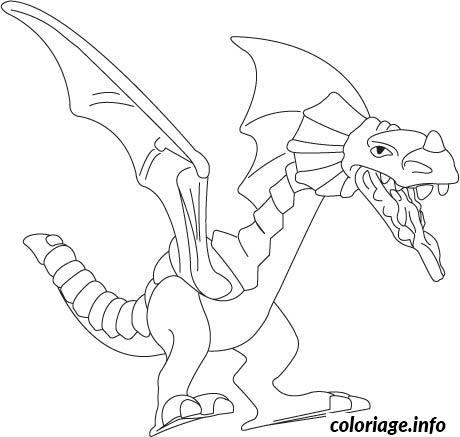 Coloriage Playmobil Dinosaure Dessin