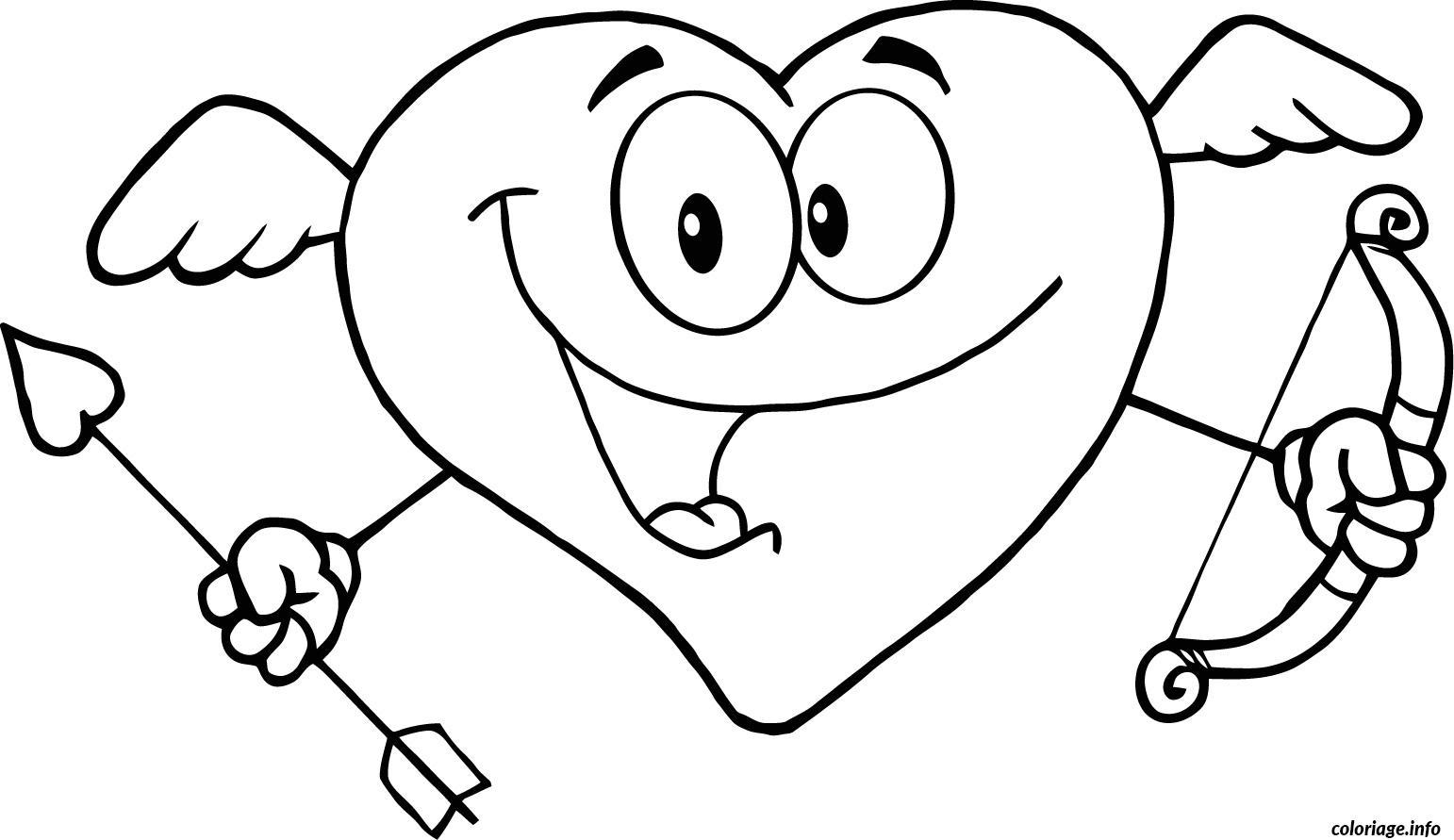 Coloriage dessin amour 47 dessin - Image dessin amour ...