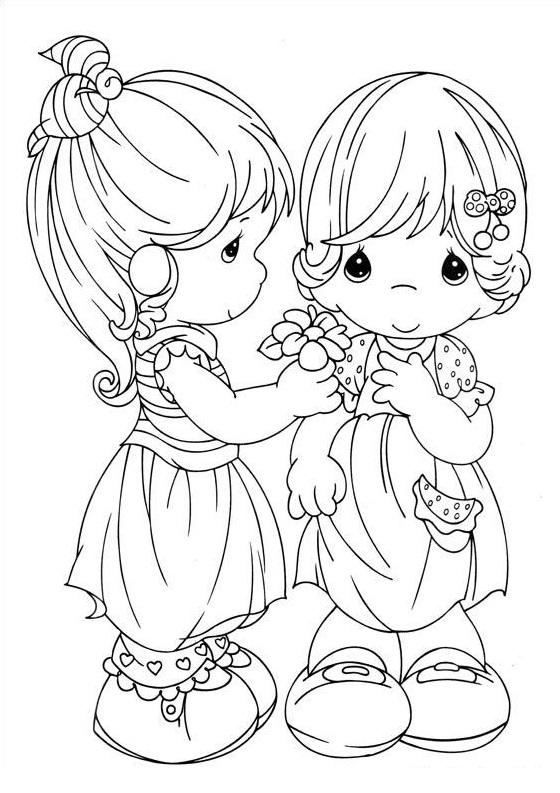 Dessin dessin saint valentin 166 Coloriage Gratuit à Imprimer