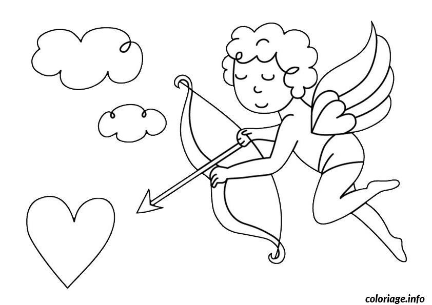 Dessin dessin saint valentin 189 Coloriage Gratuit à Imprimer