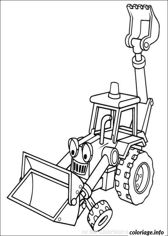 Dessin dessin bob le bricoleur 22 Coloriage Gratuit à Imprimer
