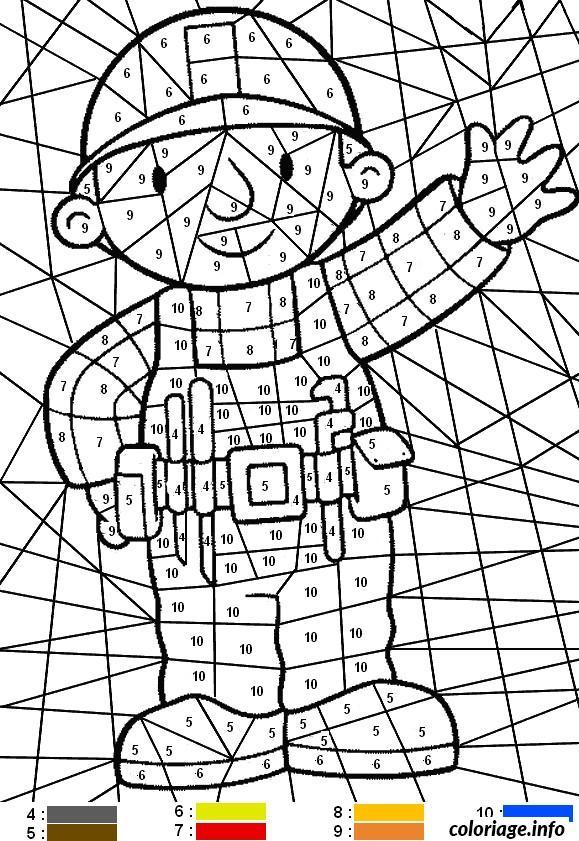 Coloriage Dessin Bob Le Bricoleur 15 dessin