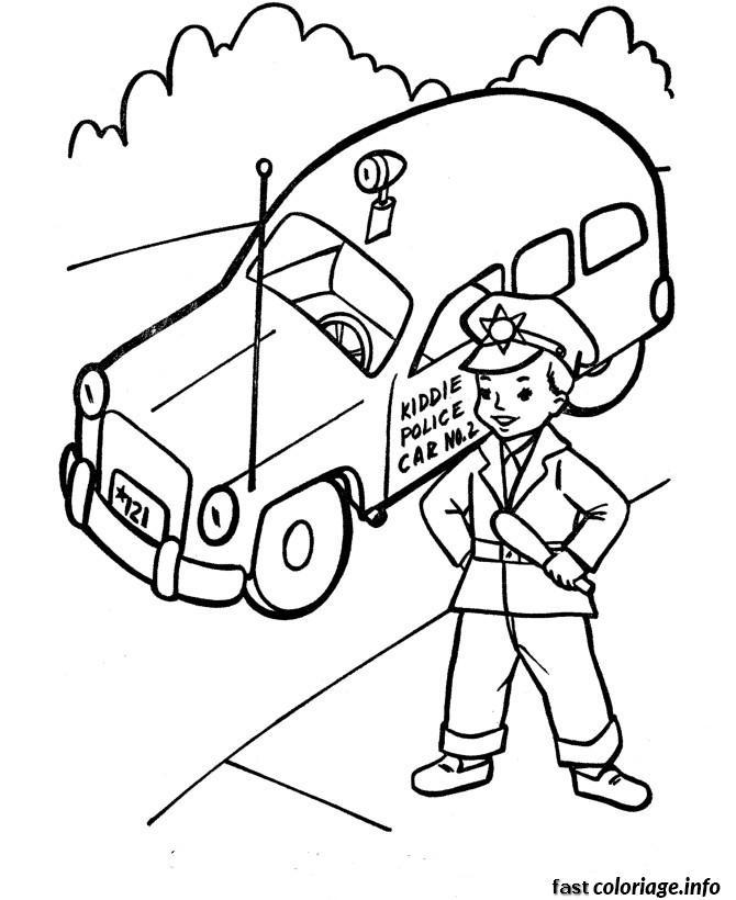 Coloriage dessin voiture enfant 18 - Coloriage voiture enfant ...