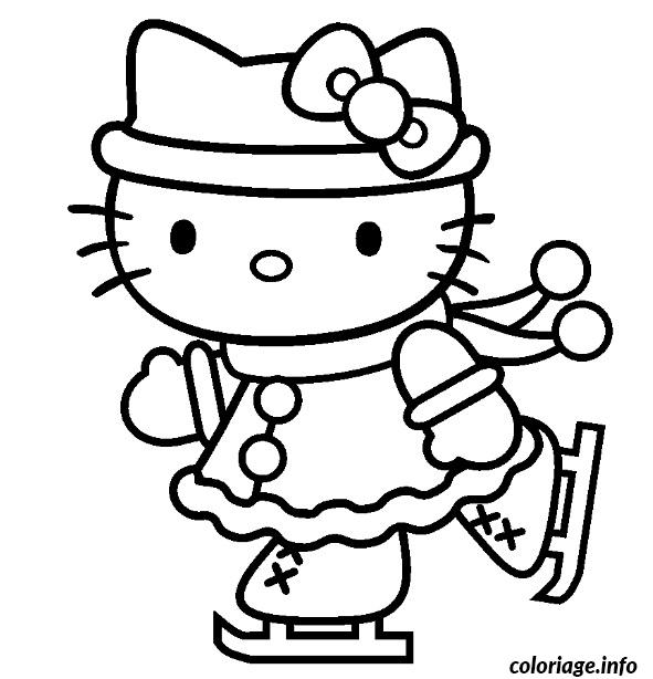 Coloriage dessin hello kitty 128 dessin - Hello kitty jeux coloriage ...