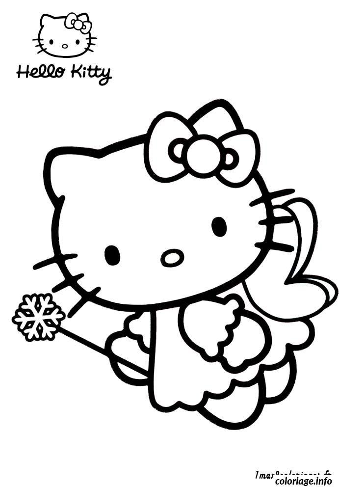 Dessin dessin hello kitty 228 Coloriage Gratuit à Imprimer