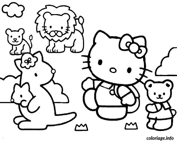 Dessin dessin hello kitty 243 Coloriage Gratuit à Imprimer