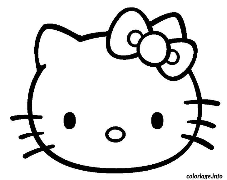 Dessin dessin hello kitty 79 Coloriage Gratuit à Imprimer