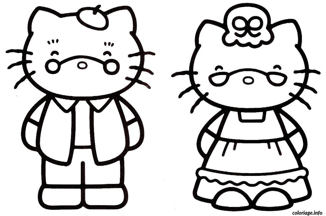 Coloriage dessin hello kitty 72 - Hello kitty jeux coloriage ...