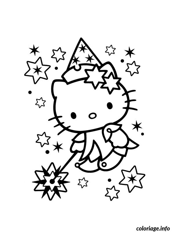 Coloriage dessin hello kitty 83 dessin - Coloriage hello kitty a colorier ...