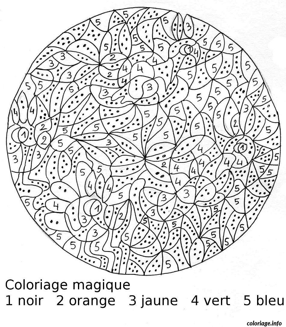 Coloriage Adulte Dessin 100 Jecolorie Com