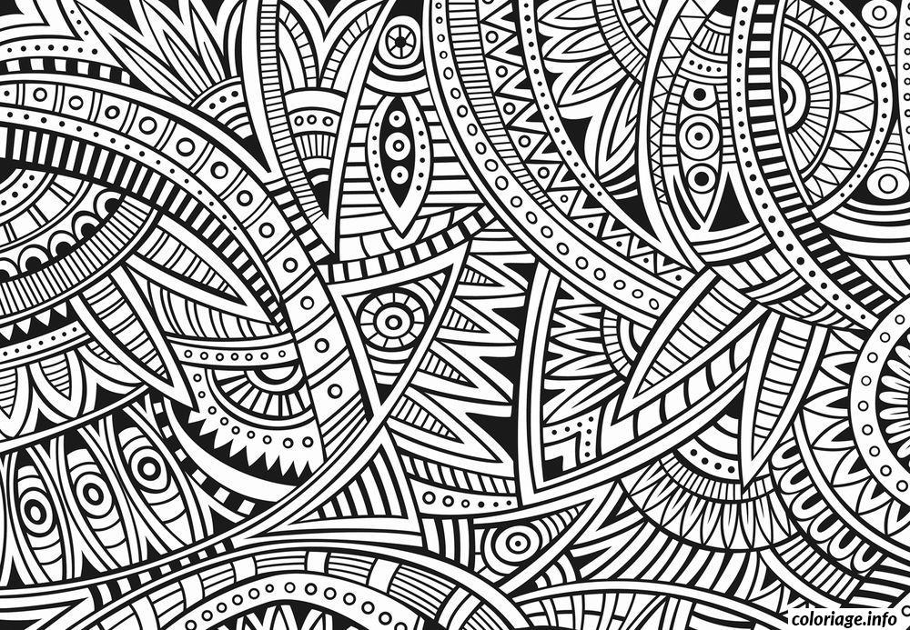 Dessin adulte dessin 92 Coloriage Gratuit à Imprimer