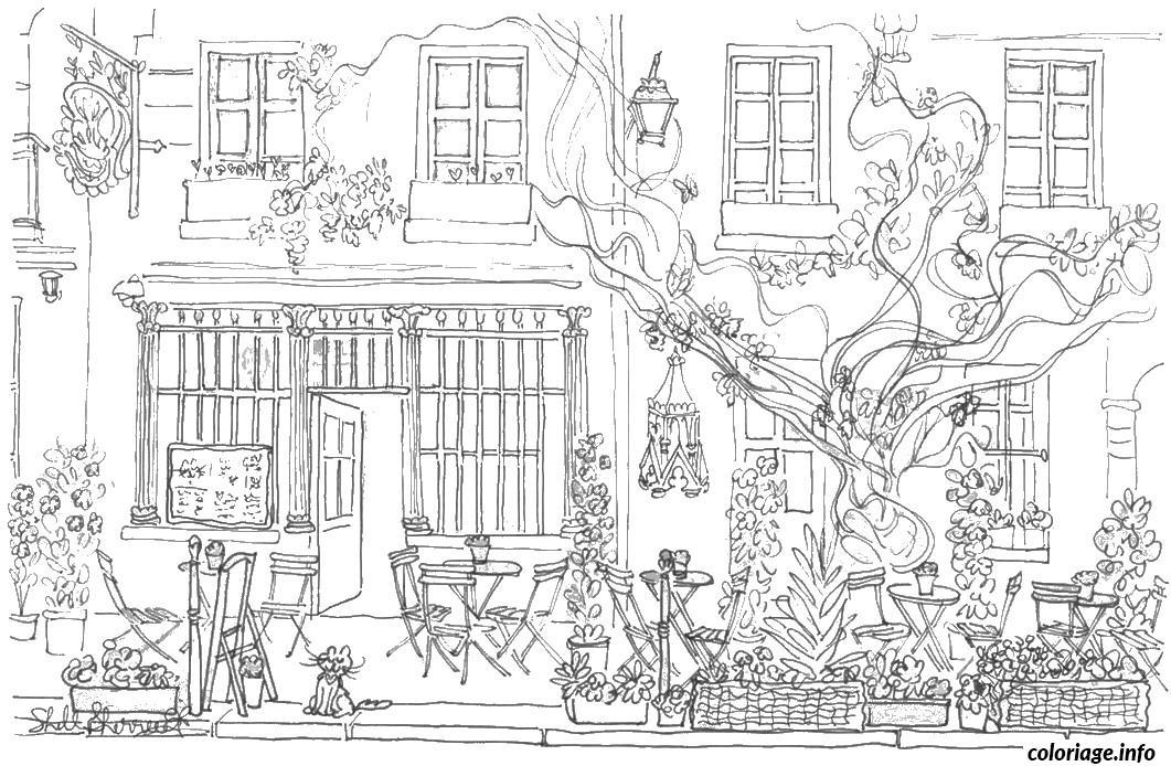 Dessin dessin adulte antistress inspiration zen 150 Coloriage Gratuit à Imprimer