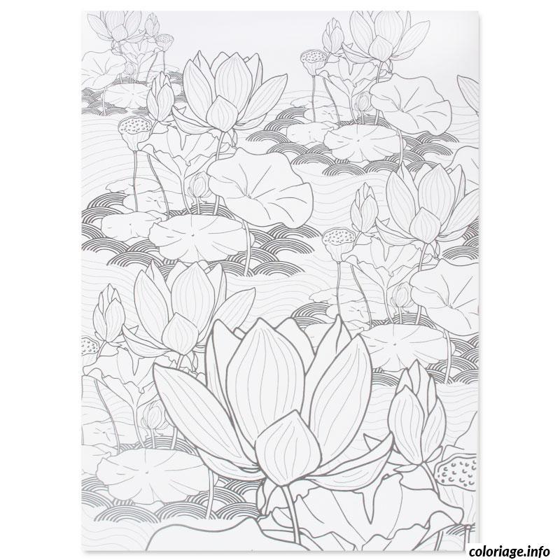 Dessin dessin adulte antistress inspiration zen 18 Coloriage Gratuit à Imprimer