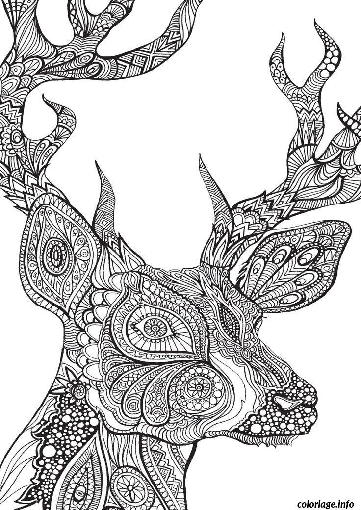 coloriage anti stress adulte 97 dessin imprimer - Dessins Anti Stress