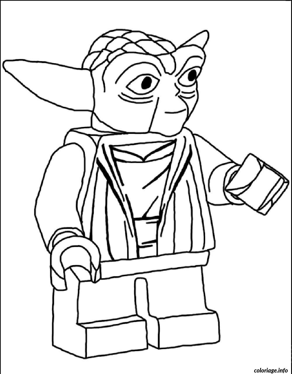 Coloriage starwars lego 149 - Star wars gratuit ...