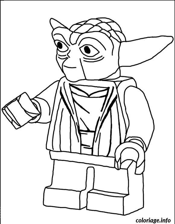 Coloriage starwars lego - Dessin star wars lego ...