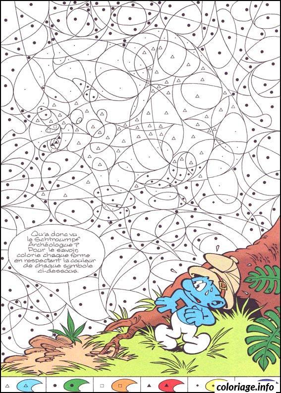 Coloriage Magique 1 dessin