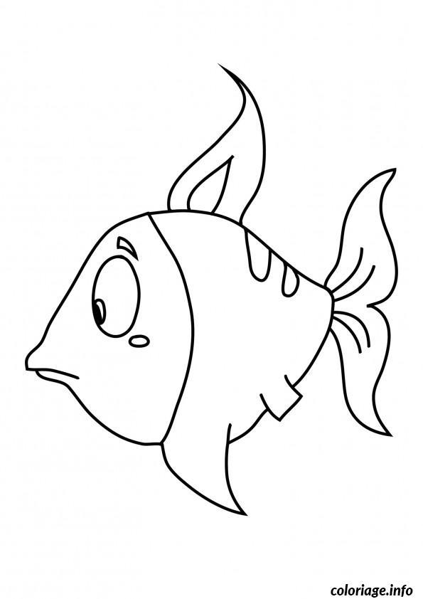 Coloriage poisson davril 40 - Poisson a imprimer gratuitement ...