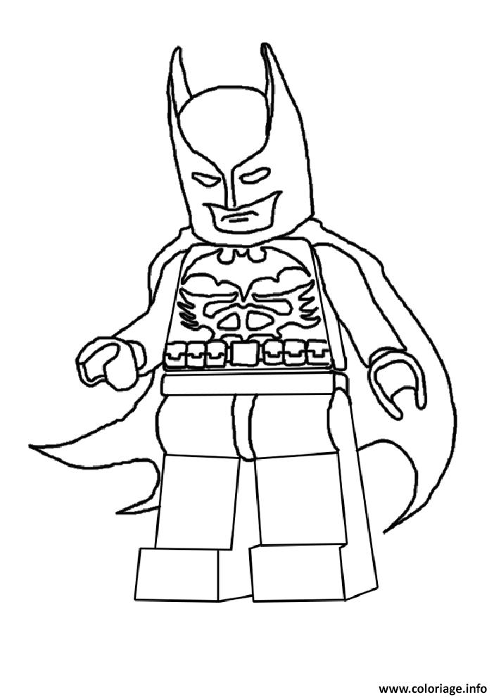 Coloriage batman lego 2016 dessin - Batman a imprimer ...