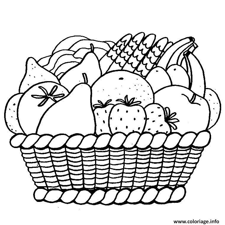 Dessin fruit 184 Coloriage Gratuit à Imprimer