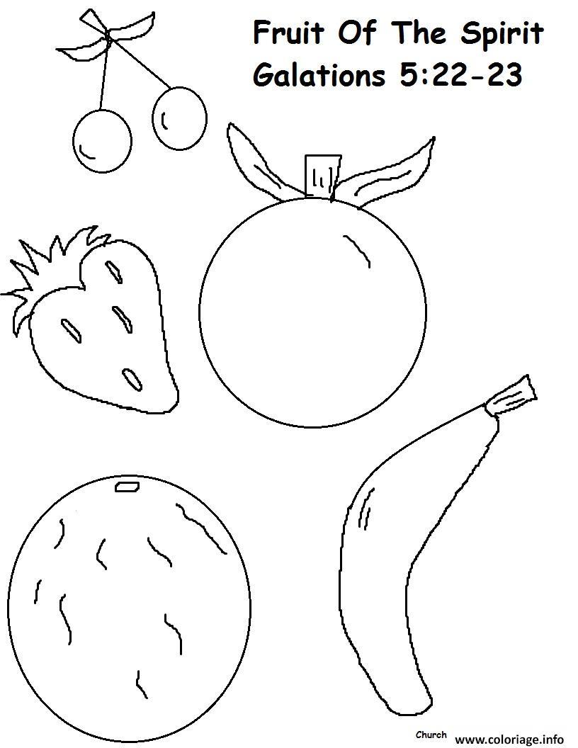 Dessin fruit 76 Coloriage Gratuit à Imprimer