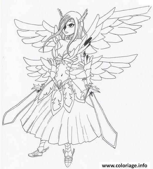 Coloriage fairy tail g 8 dessin - Jeu de fairy tail gratuit ...