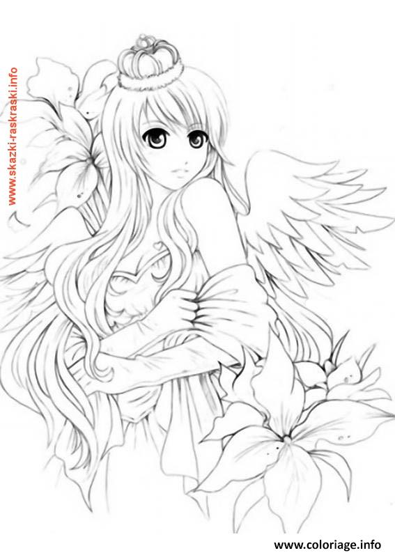 Coloriage Gratuit A Imprimer Manga.Manga Free To Print Dessin Manga A Imprimer Recherche