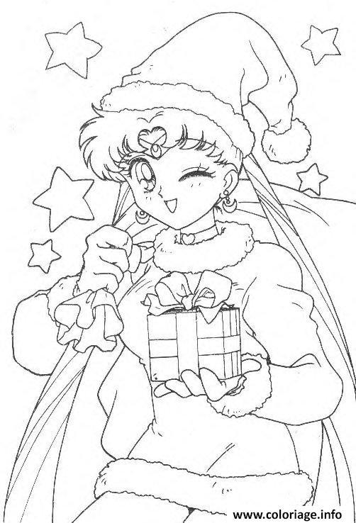 Coloriage manga 245 dessin - Coloriage manga a colorier ...