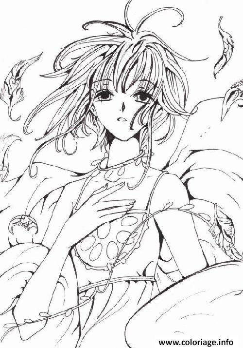 Coloriage manga 9 dessin - Image a colorier naruto ...