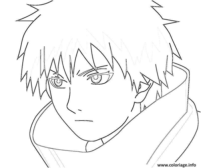 Coloriage manga naruto 137 dessin - Dessin de naruto a colorier ...