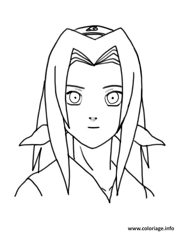 dessin manga naruto shippuden
