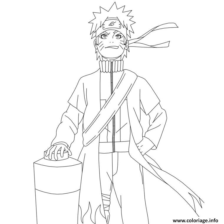 Coloriage manga naruto shippuden 78 dessin - Image a colorier naruto ...