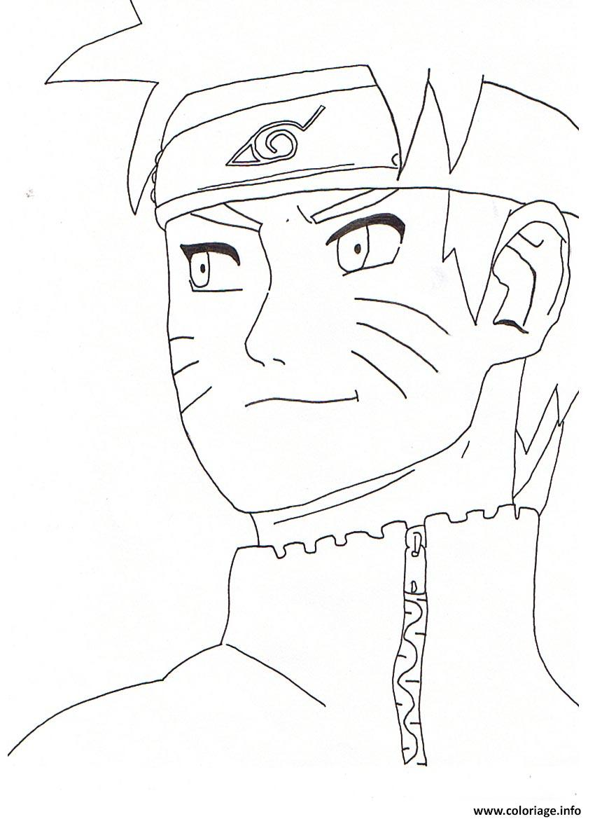 Coloriage manga naruto 149 dessin - Image a colorier naruto ...