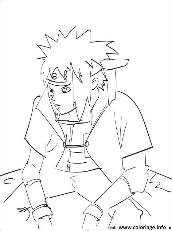 Coloriage manga naruto 272 dessin - Image a colorier naruto ...