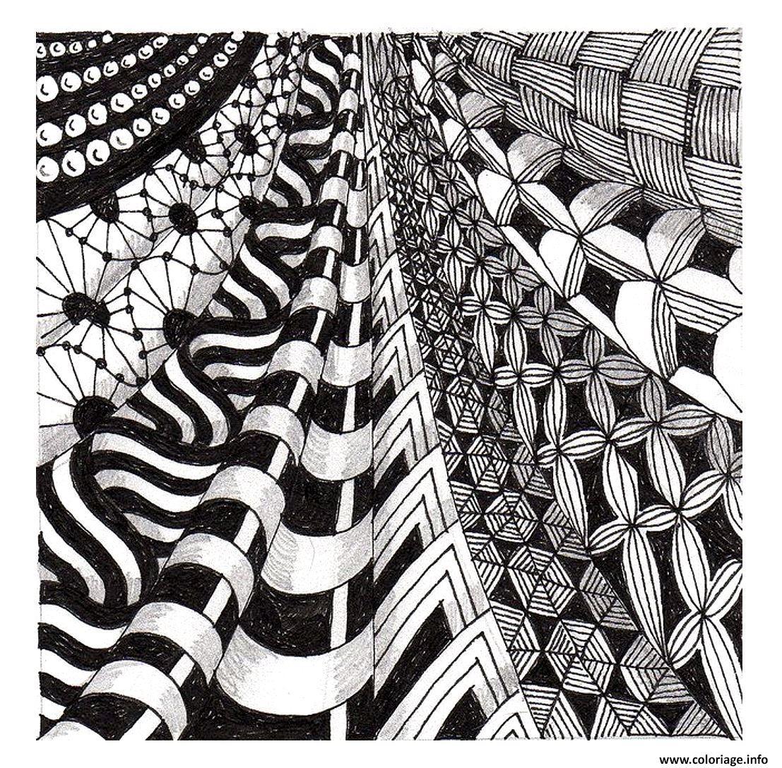 Coloriage adulte zen anti stress a imprimer 4 dessin - Coloriage adulte a imprimer anti stress ...