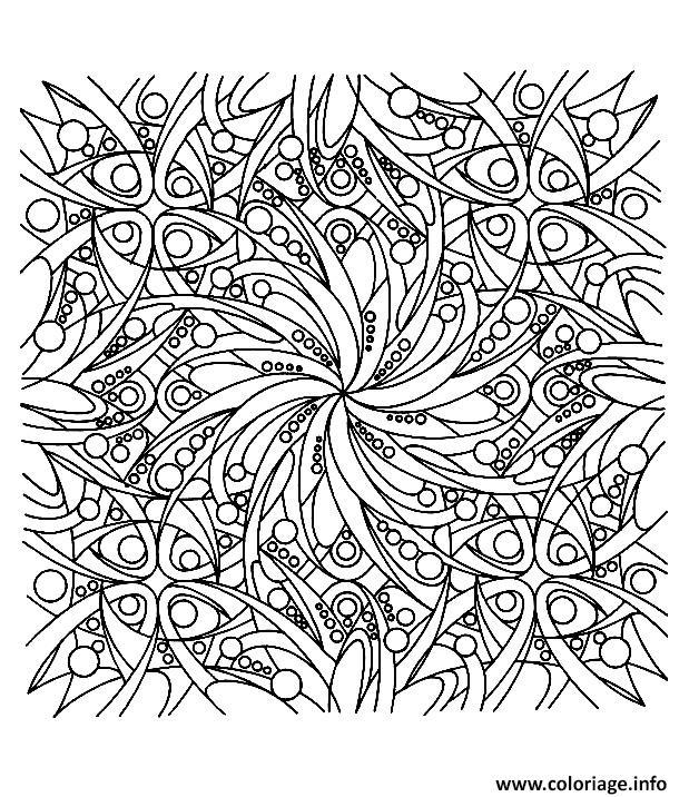 Coloriage adulte zen - Zen coloriage ...