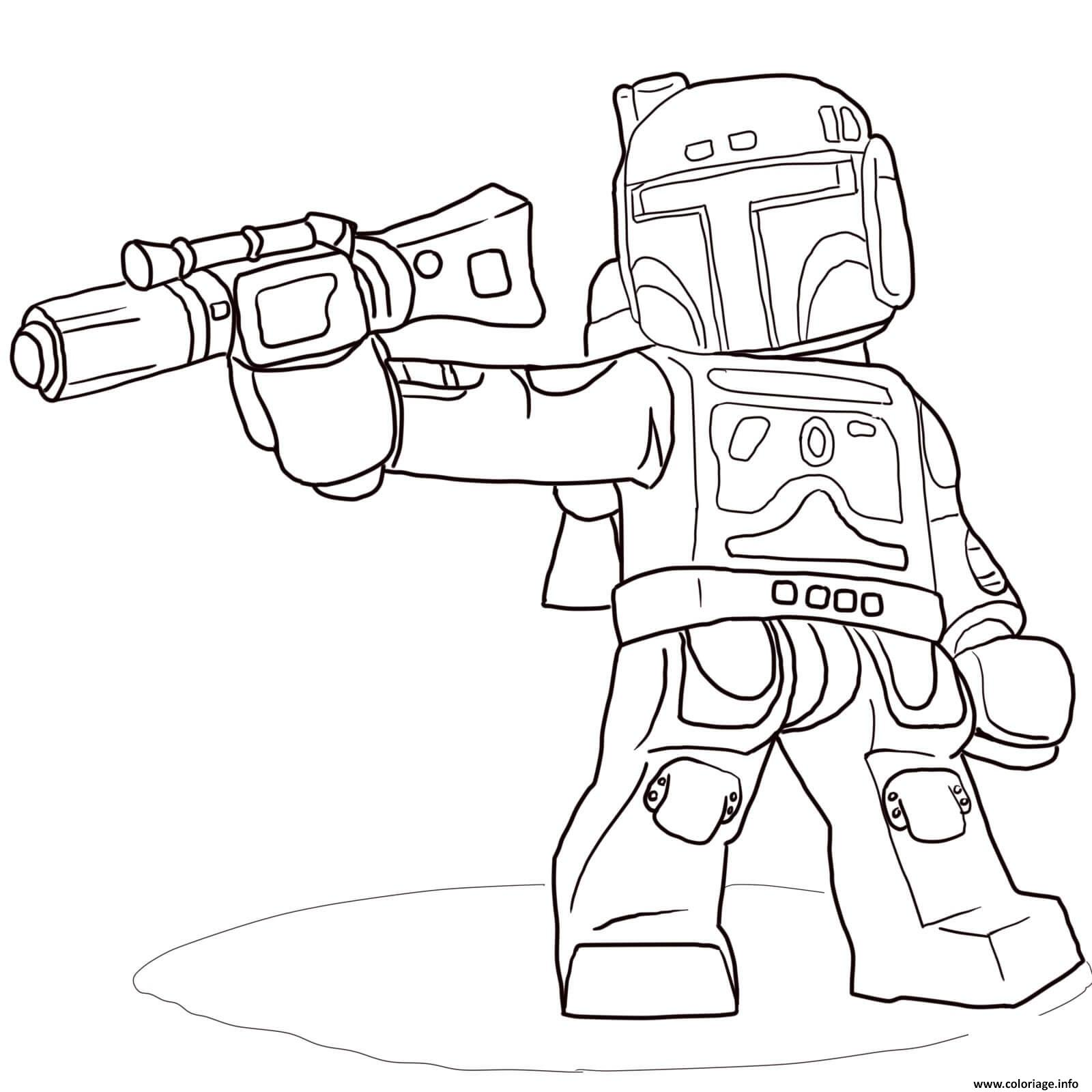 Coloriage lego star wars 57 dessin - Dessin lego star wars ...