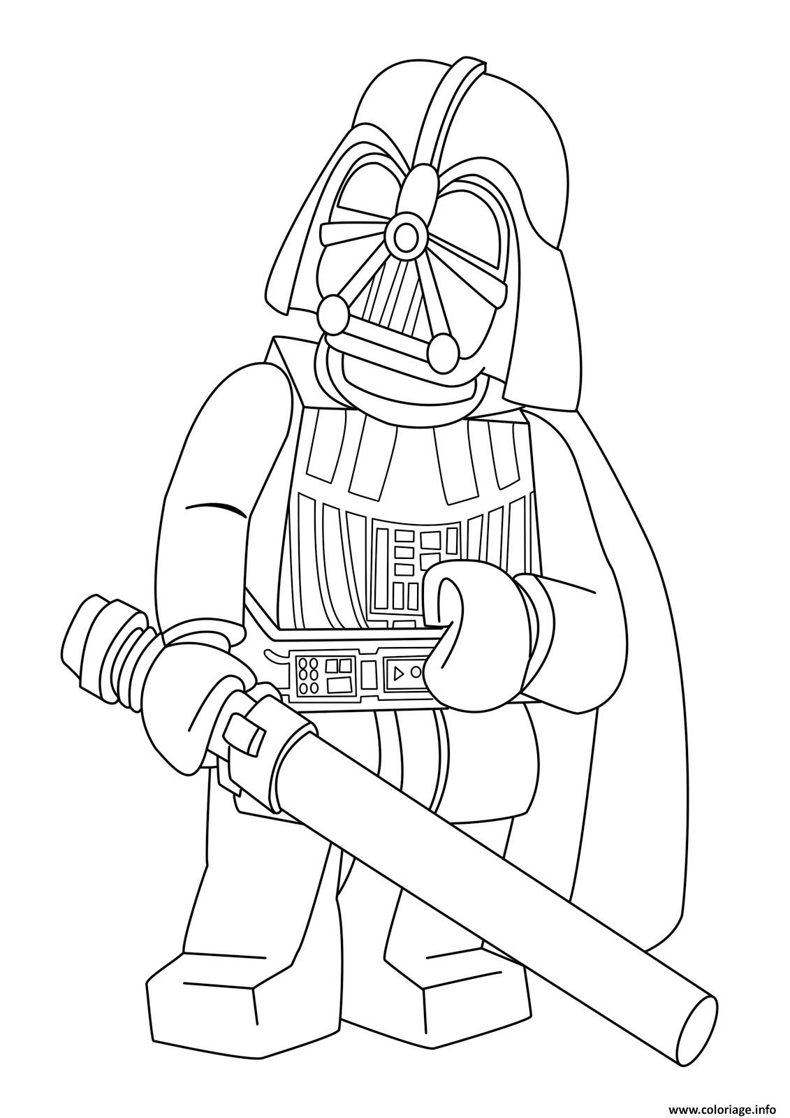 Coloriage lego star wars 3 online dessin - Coloriage star wars 3 ...