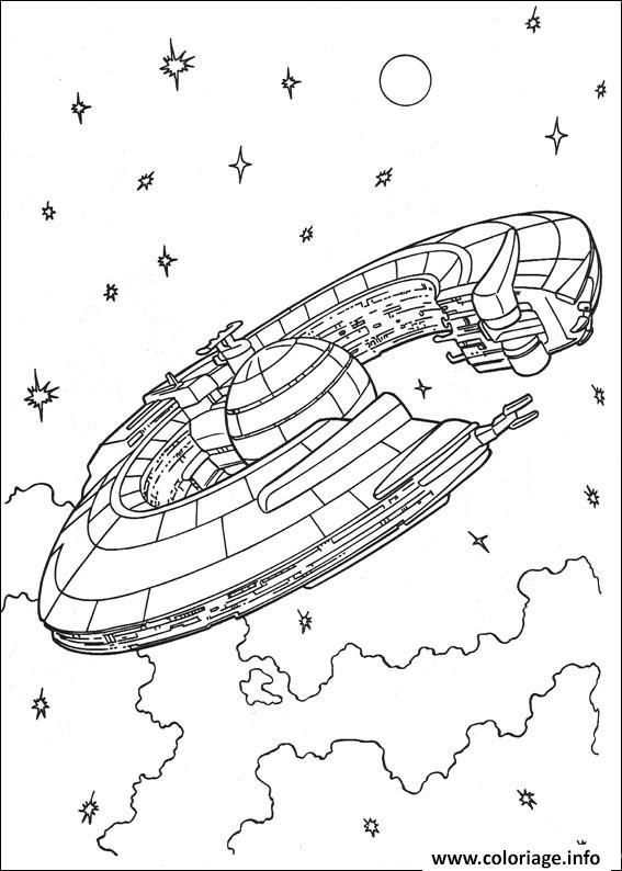 Dessin star wars 19 Coloriage Gratuit à Imprimer
