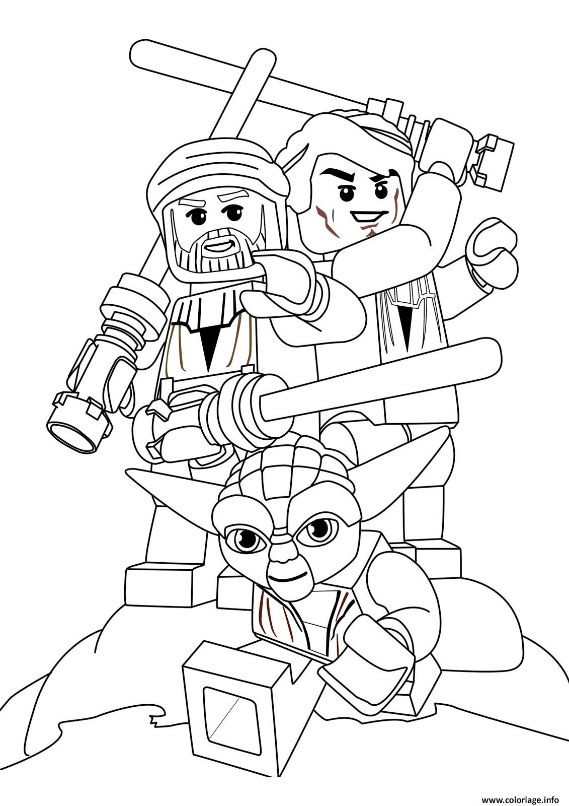 Coloriage lego star wars 78 dessin - Dessin lego star wars ...