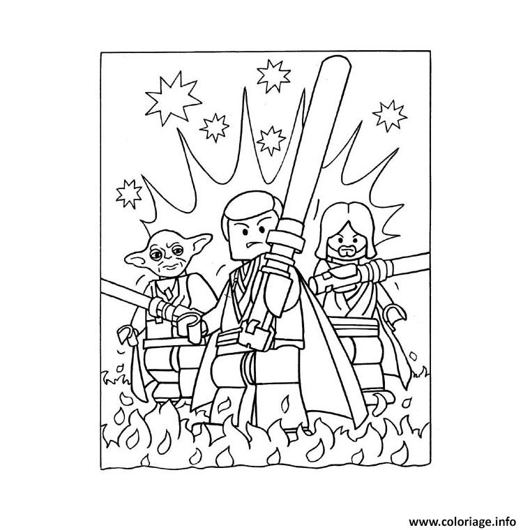 Coloriage lego star wars dessin - Dessin de star wars a imprimer ...