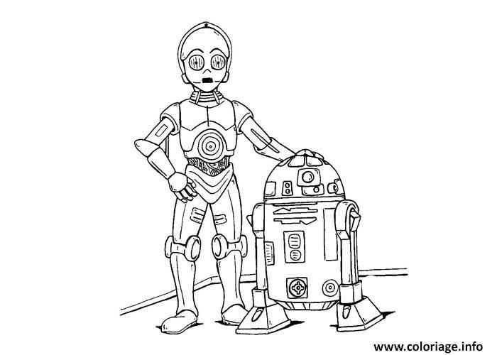 Coloriage Star Wars 115 Dessin