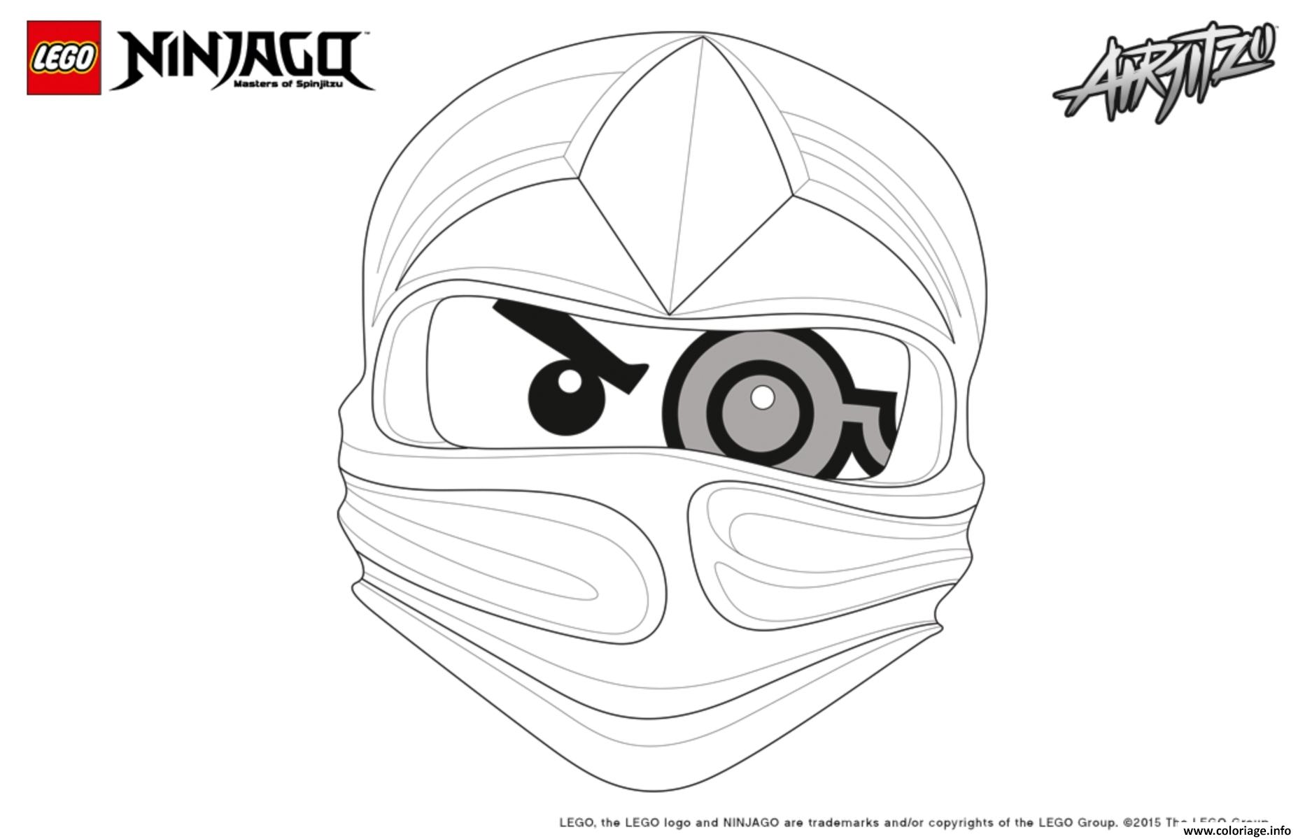 lego ninjago jay coloring pages-#6