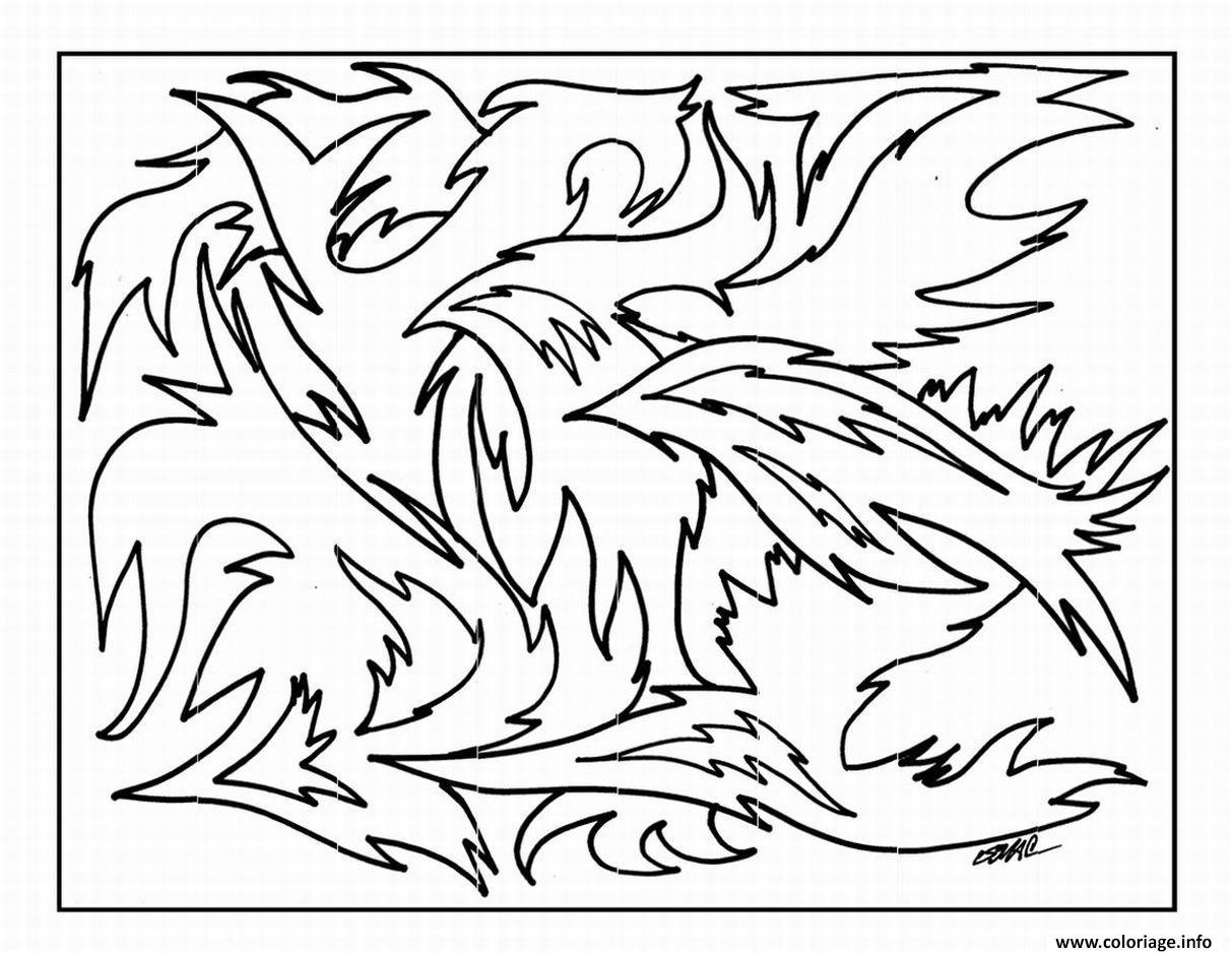 Dessin art 3 Coloriage Gratuit à Imprimer