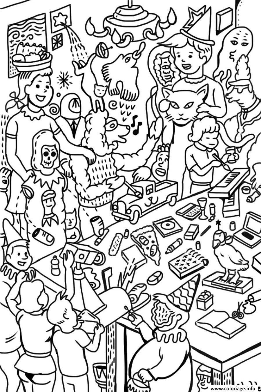 Dessin art 88 Coloriage Gratuit à Imprimer