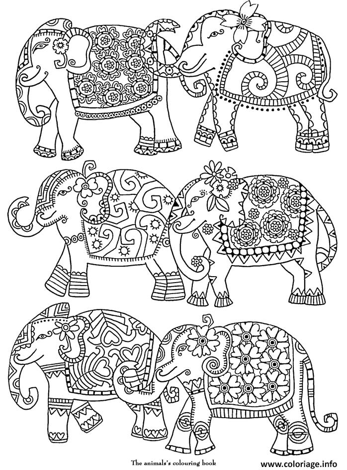 Coloriage art therapie 9 dessin - Coloriage art ...